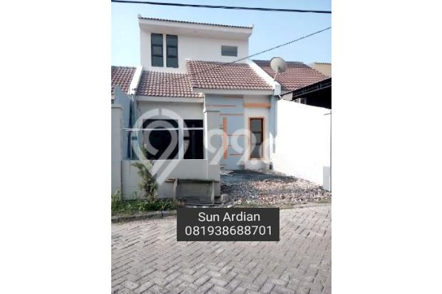 Rumah 2 lantai di Perumahan Palm Oasis, Sememi, Surabaya barat 15010079