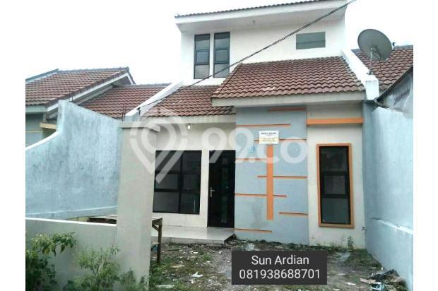 Rumah 2 lantai di Perumahan Palm Oasis, Sememi, Surabaya barat 15010081