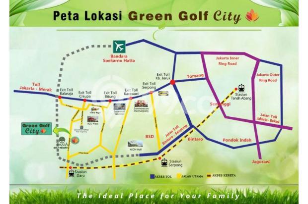 Tanah kavling murah dalam cluster di Tangerang 14266046