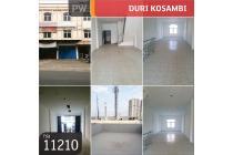 Ruko Jl. Duri Kosambi Raya, Jakarta Barat, 4.5x16.5m, 3½  Lt