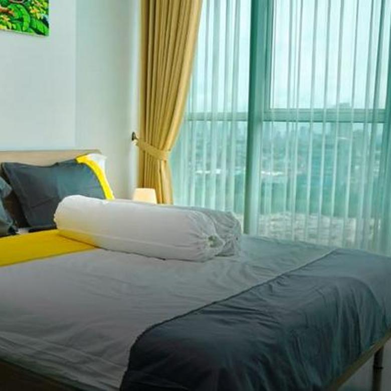 Apartemen Satu 8 Full Furnished Lantai Rendah