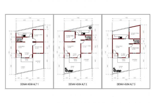 Beli Rumah DP 8 Juta di Depok: Data Kredit Lengkap Pasti Disetujui 14317382