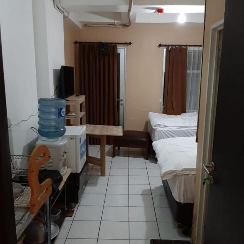Jual Apartemen GAA Bandung,Murah Studio 25m Furnish,Siap Huni