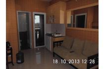 Sewa  Apartemen 2 Kmr Fur furnish Di Green Pramuka