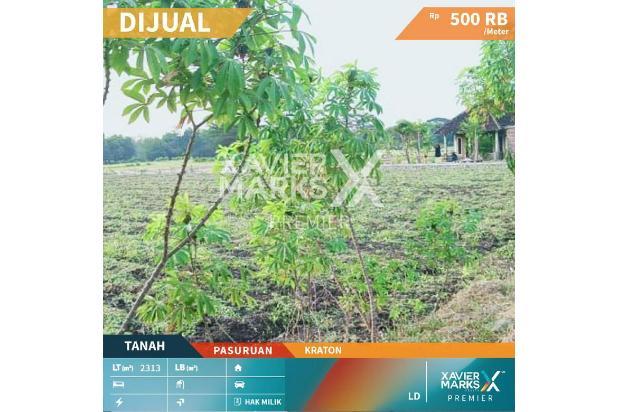 Rp1,15mily Tanah Dijual