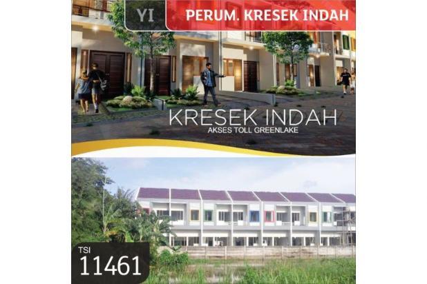 Rumah Perum. Kresek Indah, Jl. Anyelir, Jakarta Barat, 5x17m, 2 Lt 12900565