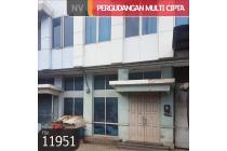 Gudang Kawasan Pergudangan Waringin Multi Cipta, 10x19.8, 2 Lt, Jakarta Uta
