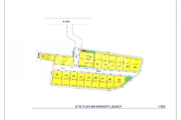Cluster Dekat Jalan Raya Hankam Jatimurni 11912675
