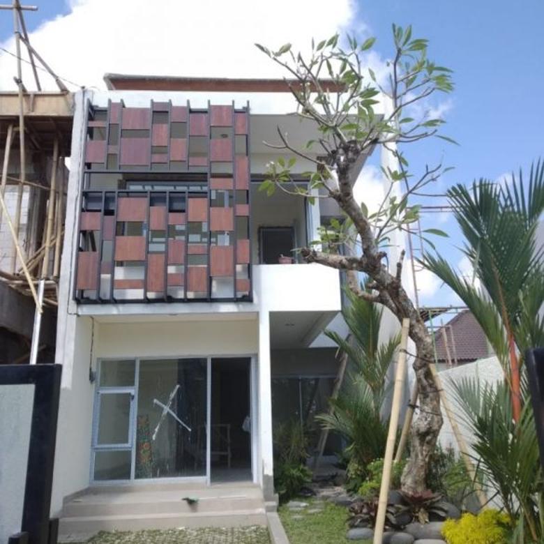 rumah baru 2 lantai di jimbaran,dkt kfc/mcd,lokasi strategis