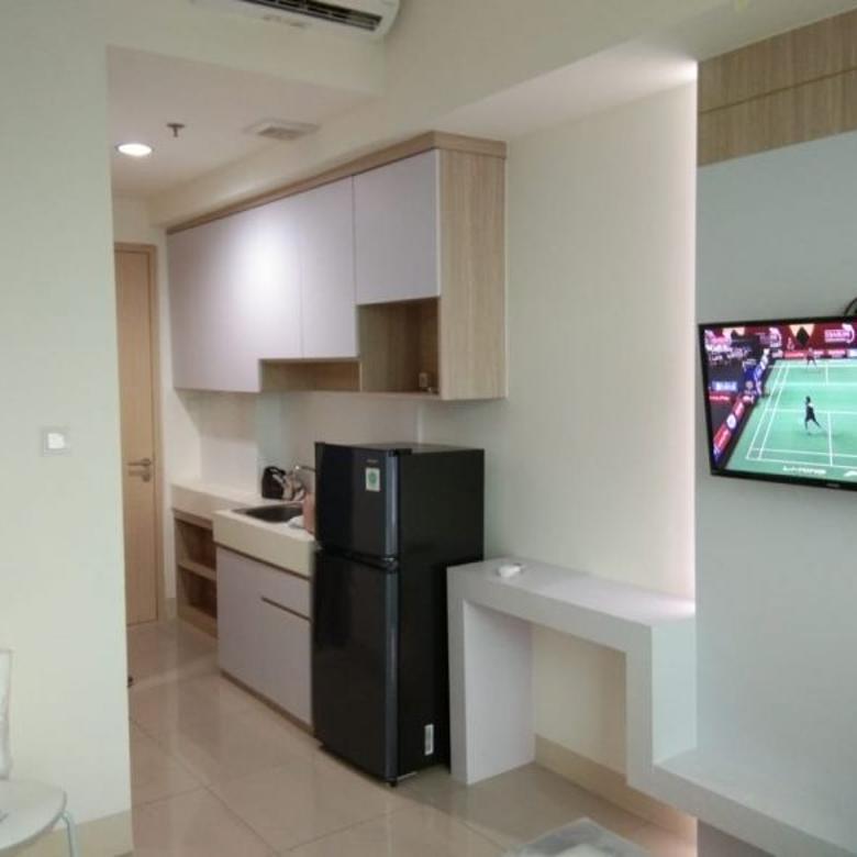New Studio Apartment Full Furnished at TreePark BSD