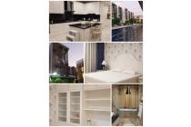 ancol seafront hoek, furnish, full renov, bagus, 3kt