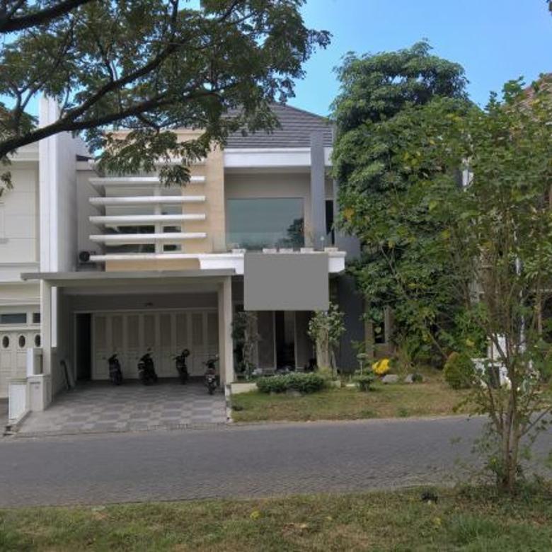 Rumah Villa Bukit Regency Pakuwon Indah Murah Strategis