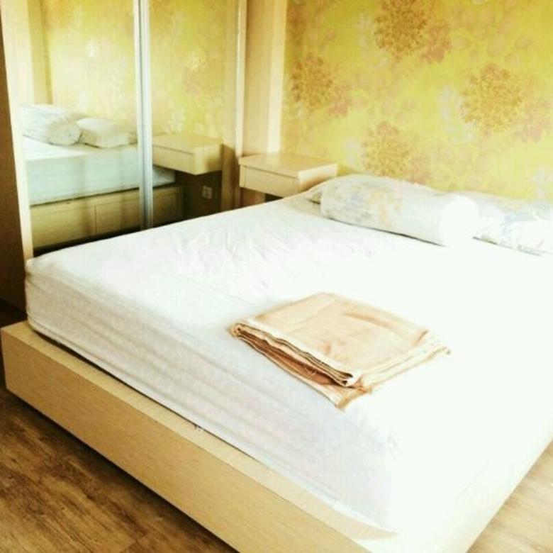 Sewa Apartemen Harian berkualitas,bersih dan full fasilitas