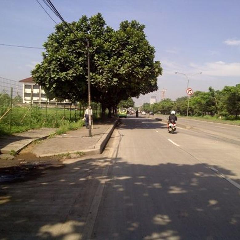 tanah Strategis jalan Soekarno Hatta, Cinambo bandung
