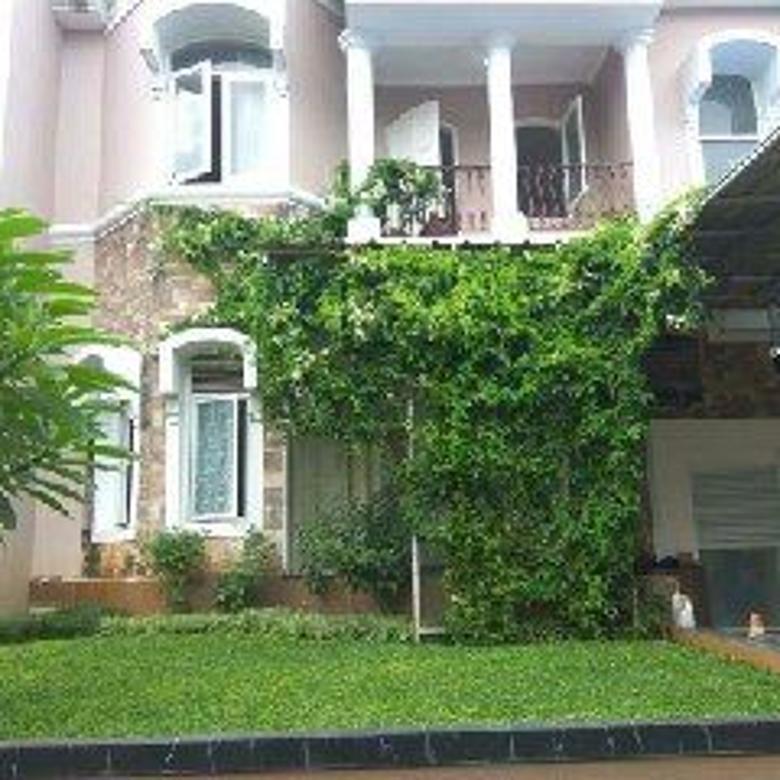 Rumah Mewah di Telaga Golf Sawangan Depok