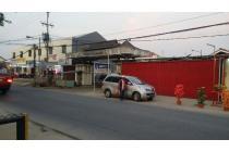 Ruko di Jl. Raya Cikarang - Sukatani strategis pinggir jalan raya Harga 3M