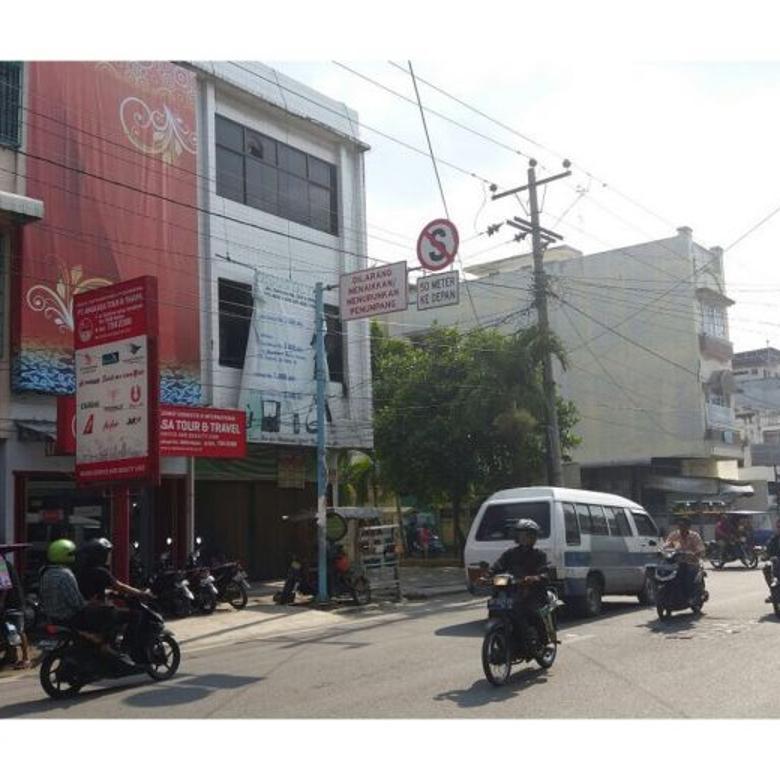 Dijual Ruko & Tanah Jalan Sutrisno Siap Pakai
