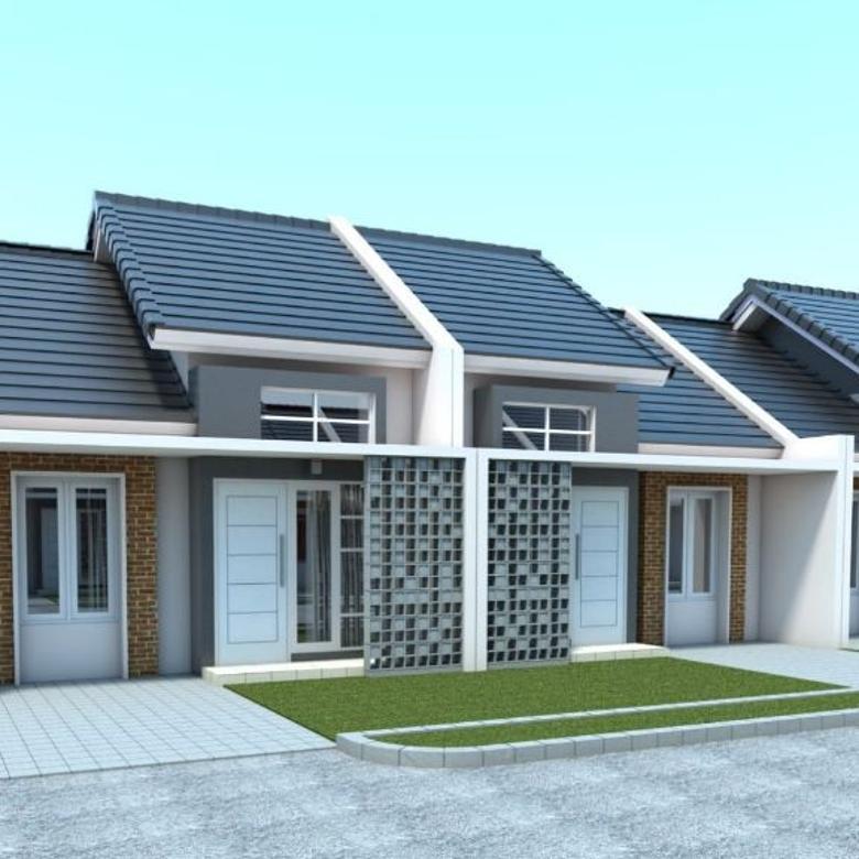 Rumah minimalis baru di karawang 5 menit dari galuh mas