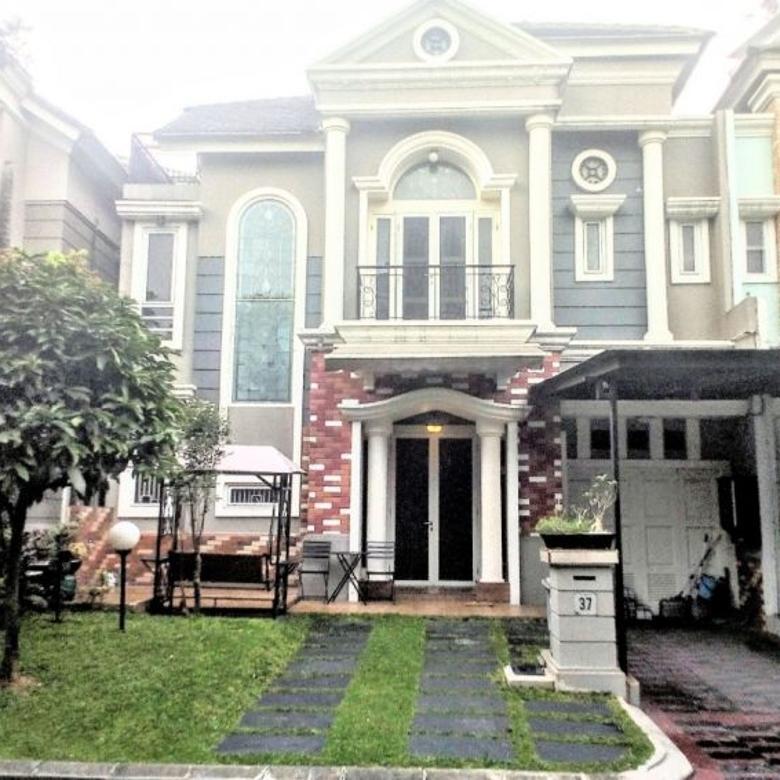 Dijual Rumah di Alexandrite Residence Gading Serpong Tangerang