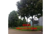 DIJUAL KAVLING TANAH HOEK DELATINOS BSD SERPONG 302 m2 - DL 1/LOK 5