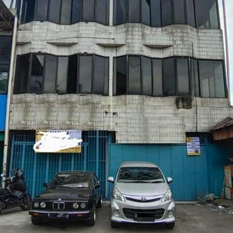 Ruko Gandeng Letjend Suprapto Jakarta Pusat
