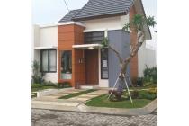 Dijual Rumah Cluster 300 jutaan Bali Resort Bogor Dengan Fasil