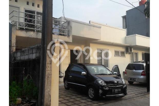 Rumah Delman Indah Tanah Kusir Kebayoran Lama Jakarta Selatan 12898614