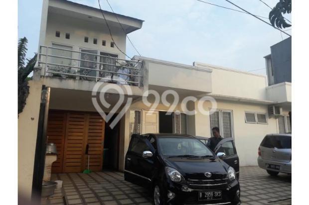 Rumah Delman Indah Tanah Kusir Kebayoran Lama Jakarta Selatan 12898617