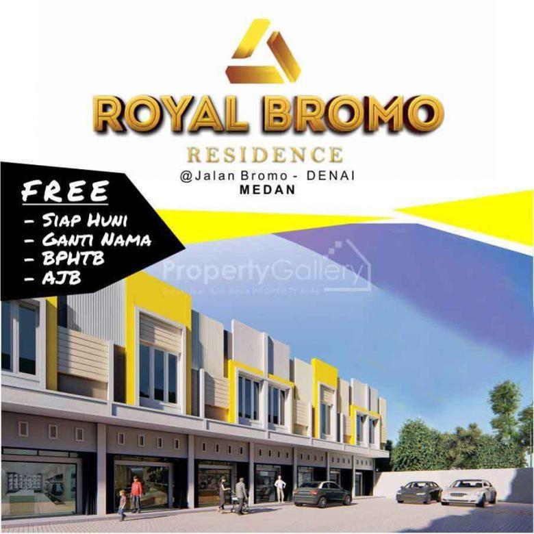 Royal Bromo Residence (Jalan Bromo - Denai) Medan