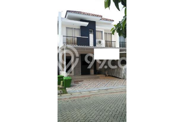 Rumah 2,5 lantai full furnished di Puri Mansion 13961021
