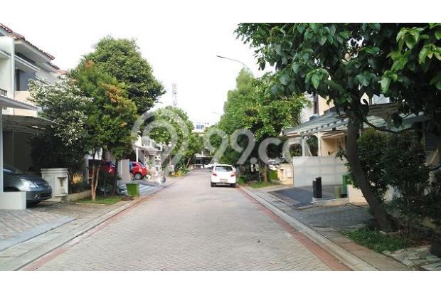 Rumah 2,5 lantai full furnished di Puri Mansion 13961028