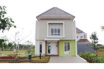 Rumah 2 lantai Latigo Village Gading Serpong DP 5% di cicil 3x di bantu KPR