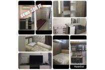 Bassura City 3kamar furnished Jakarta Timur apartemen Basura