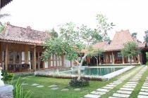 Jual Rumah Etnik Dekat Jogja Bay Waterpark Luas 1,280 m2