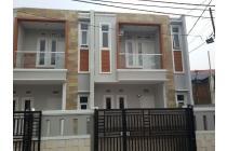 Dijual Rumah Baru 2 Lantai dalam Cluster di Pondok Betung Tangerang Selatan