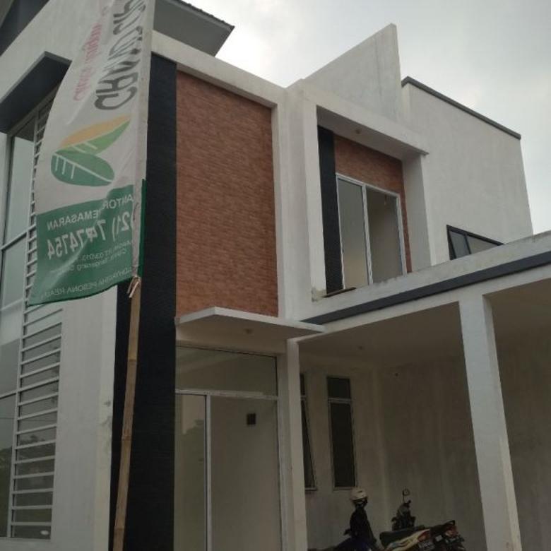 Rumah 2lantai dekat MRT,Busway,Stasiun,Pintu Tol di Ciputat
