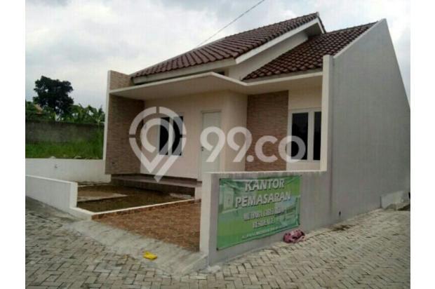 Rumah asri di bogor. 13698545