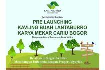 Kavling Murah Lantaburro Investasi Jangka Panjang Menguntungkan di Bogor