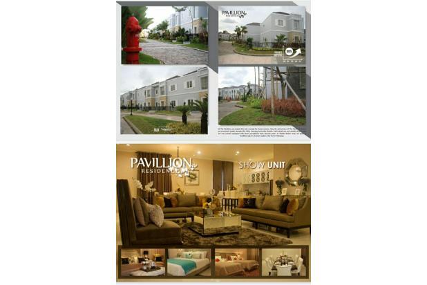 Rp8,68mily Rumah Dijual