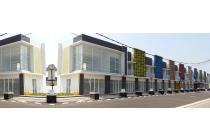Ruko 2 Lantai Kawasan Bisnis di CitraIndah City Timur Cibubur