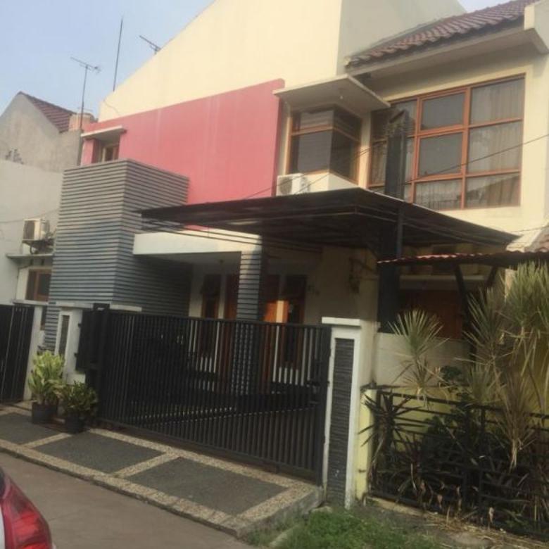 Dijual Rumah Nyaman di Jatinegara Indah, Jatinegara, Jakarta T
