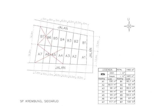 Rp99,7jt Tanah Dijual