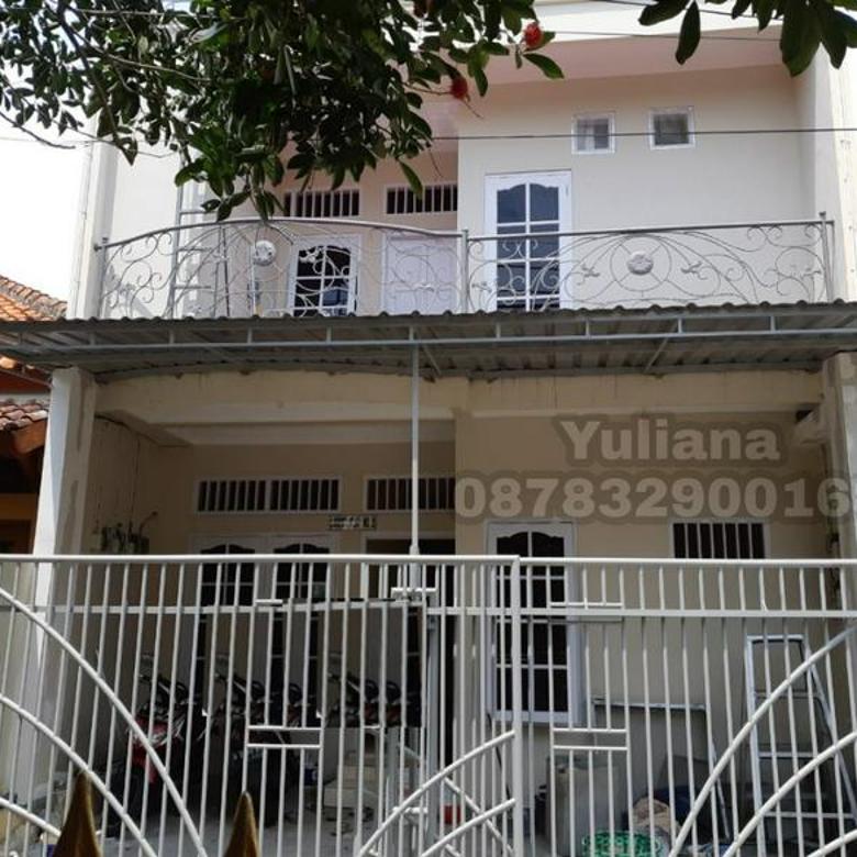 Rumah Kost tingkat 2 lantai Full Furnished, 5 menit ke Undip, siap pakai di Tembalang, Semarang