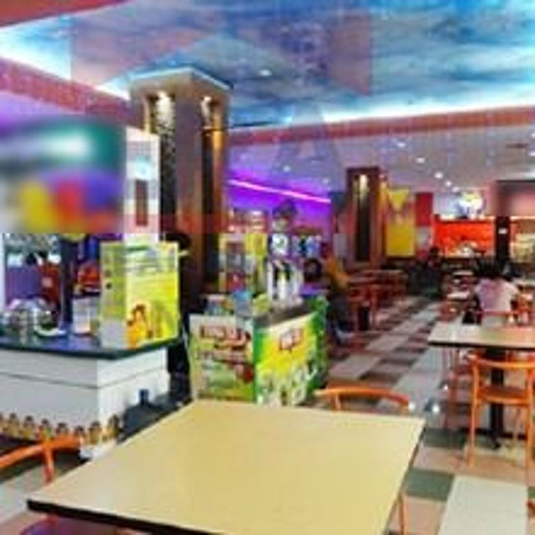 kios foodcourt murah Bandung Trade Centre