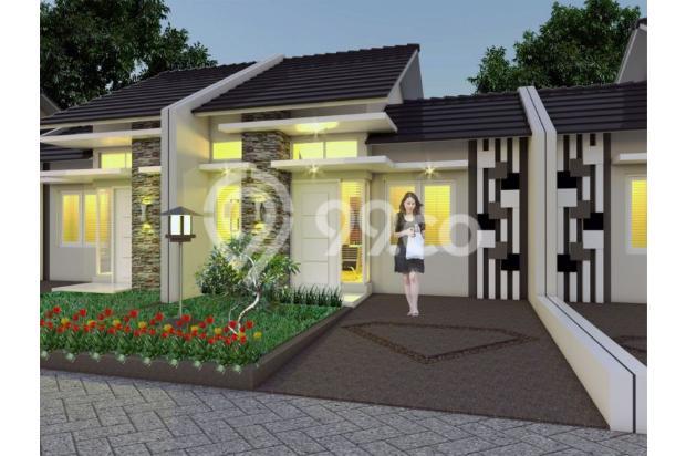 Promo Rumah Cash Keras 214juta 6 menit ke Stasiun Bojonggede Strategis 14371090