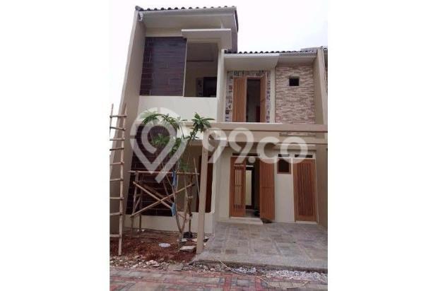 Dijual Rumah 2 Lantai Akses Jalan Utama DI Jagakarsa Jakarta 5436226