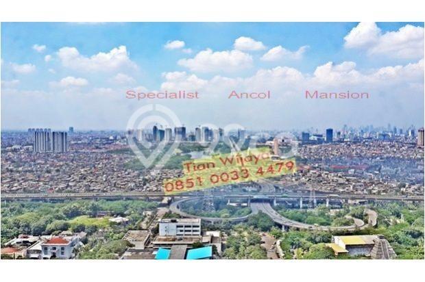 DIJUAL apartemen ancol mansion 66m2 (Lantai Tinggi – City View-Furnish Bagu 11951806