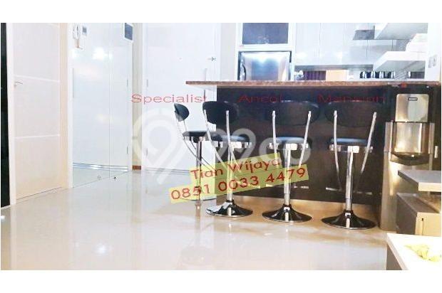 DIJUAL apartemen ancol mansion 66m2 (Lantai Tinggi – City View-Furnish Bagu 11951805