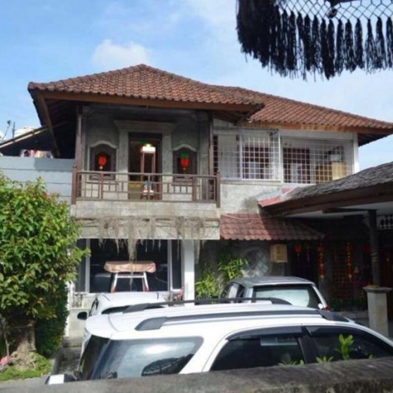 Promo Rumah Strategis Pusat Kota Denpasar Luas 4are