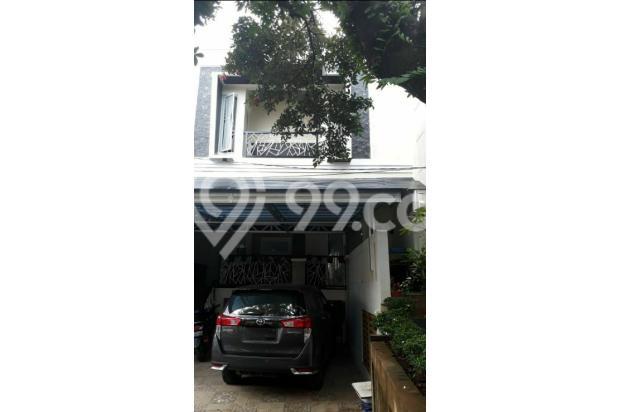 Rumah Baru Dalam Cluster di Cirendeu Jakarta Selatan 17341764